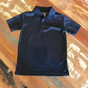 Izod Boys Polo Navy Size 8